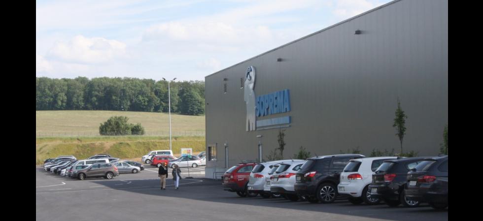Ouverture d'une usine SOPREMA innovante et écologique à Hof en Allemagne